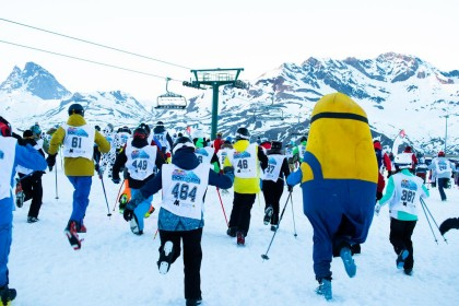 El Red Bull Home Run en Formigal