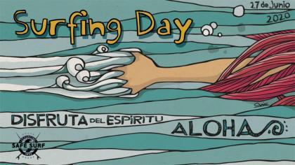 El Surfing Day para celebrar el Espíritu Aloha