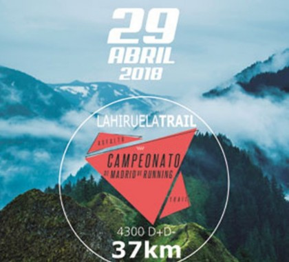En marcha el Campeonato Madrid Running Trail