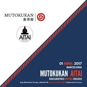 Encuentro de Karate entre Dojos Mutokukan-Aitai