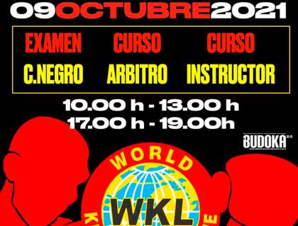 Examen y Curso WKL