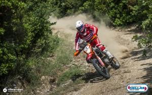 Gerard Farrés repite victoria en el Hellas Rally