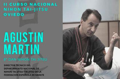 II Curso Nacional de Nihon Tai Jitsu en Oviedo