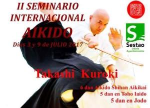 II Seminario internacional de Aikido