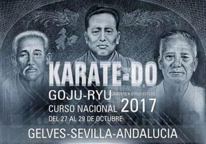 Karate-Do Goju-Ryu (curso nacional)