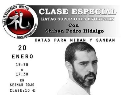 Katas superiores Kyokushin