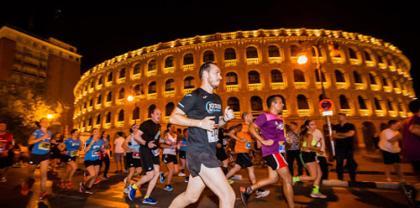 La 15K Nocturna Valencia Banco Mediolanum pasa a Septiembre