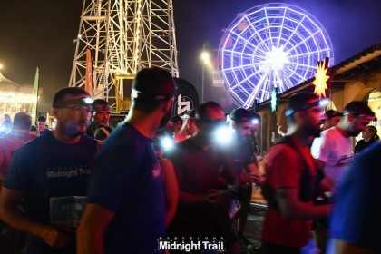 La 9ª edición del Midnight Trail Barcelona
