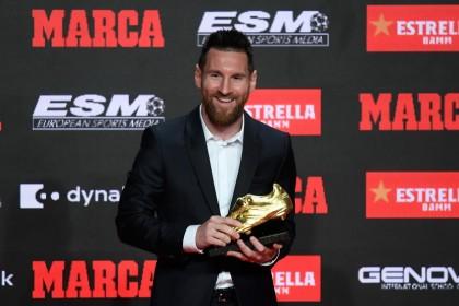 La Champions es algo especial para Messi