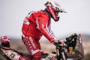 La Etapa 8 durísima en el Dakar 2018