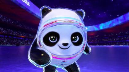 La Mascota de Beijing 2022, Bing Dwen Dwen