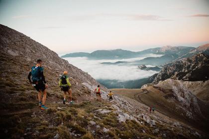 La Salomón Ultra Pirineu 100k en Octubre