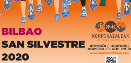 La San Silvestre de Bilbao será virtual y cuando tú quieras