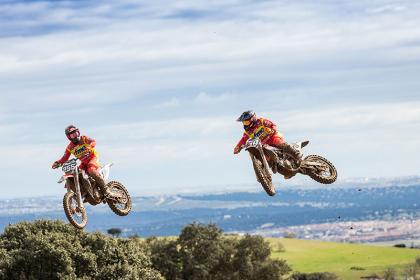 La Selección Española Femenina de Motocross para el Mundial