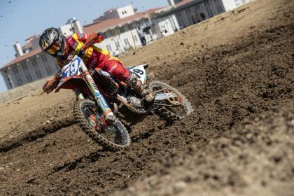 La Selección Española Femenina de Motocross sigue sumando puntos