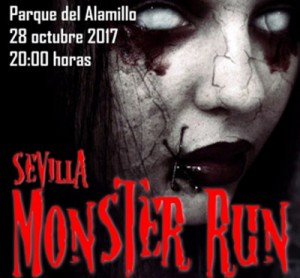 La tercera edición de Monster Run Sevilla
