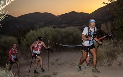 La Ultra Sierra Nevada con 1.100 corredores