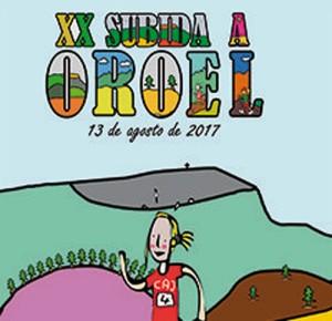 La XX Subida a Oroel para corredores y senderistas