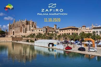 La Zafiro Palma Maratón con la mitad de participantes