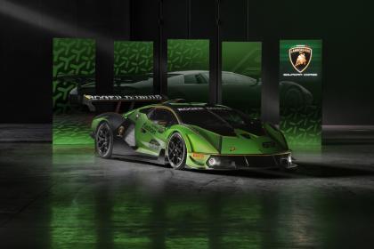 Lamborghini presenta el Essenza SCV12