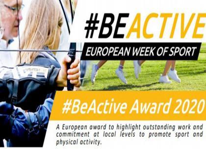 Los Premios BeActive de la Semana Europea del Deporte 2020