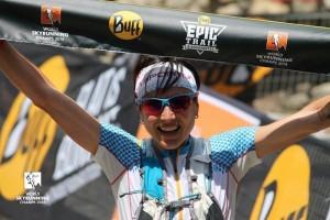 Maite Maiora campeona del mundo de trail estará en la Ibiza Trail Maratón