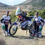 Michelin triunfa en el Dakar