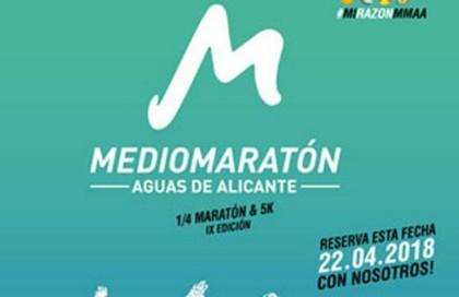 Medio Maratón Aguas de  Alicante