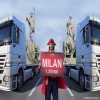 Neptuno y Cibeles viajan a Milán