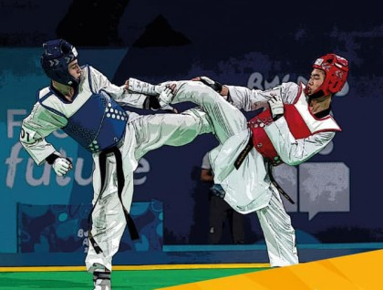 Open internacional de Taekwondo