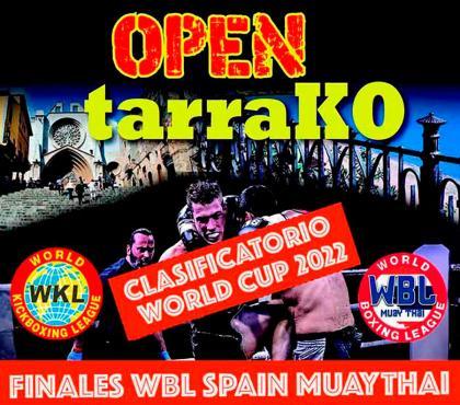 Open Tarrako Clasificatorio para la World Cup 2022