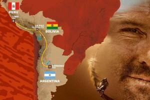 Presentado el Dakar 2018: