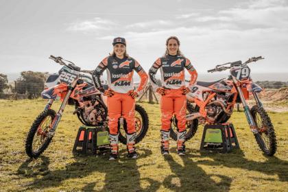 Primera prueba del Campeonato de España de Motocross