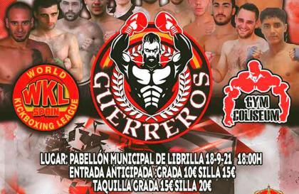 Proyecto Guerreros en Librilla