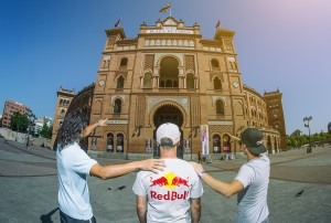 Red Bull X-Fighters con tres pilotos españoles