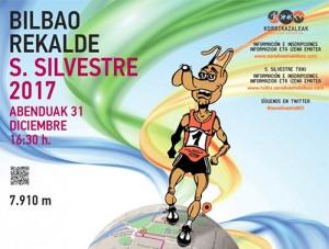 San Silvestre Bilbao - Rekalde 2017