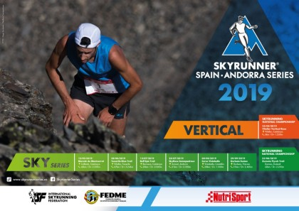 Se presenta el calendario Skyrunner National Series