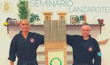 Seminario Bujinkan en Lanzarote