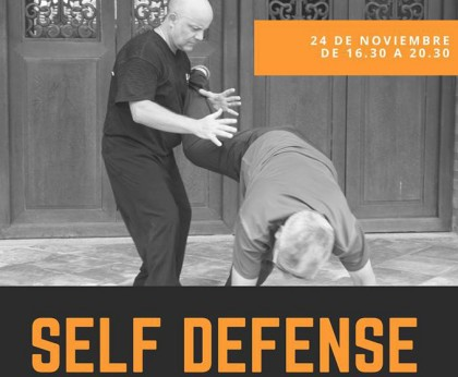 Seminario Qin Na 3 self Defense
