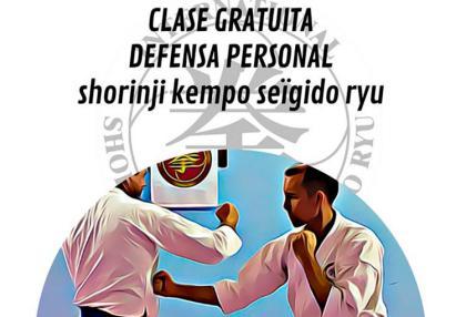 Shorinji Kempo Seïgido Ryu (clase gratuita)