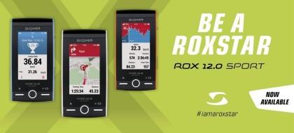 SIGMA lanza su innovador ROX 12.0 SPORT