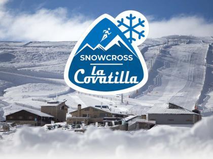 Snowcross la Covatilla la estación de Esquí Sierra de Bejar
