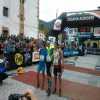 Tadei Pivk y Azara García campeones de Europa de Skyrunning