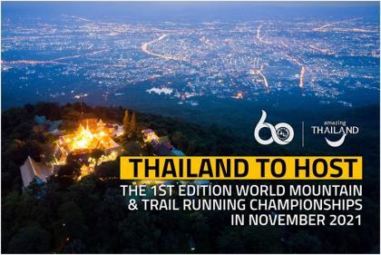 Tailandia será sede del Mundial de Trail en 2021