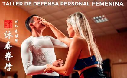 Taller de Defensa Personal Femenina en Granollers