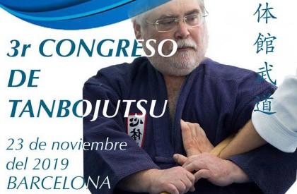 Tercer Congreso de Tanbojutsu en Barcelona