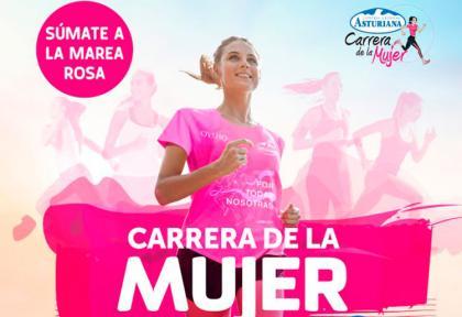 Vuelve la Carrera de la Mujer a València con 4.000 corredoras