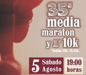 Vuelve el Medio Maratón de Navajas