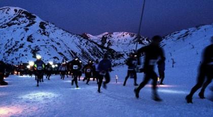 Vuelve la Snow running de Candanchú
