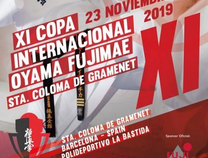 XI Copa internacional Oyama FujiMae en Santa Coloma de Gramenet